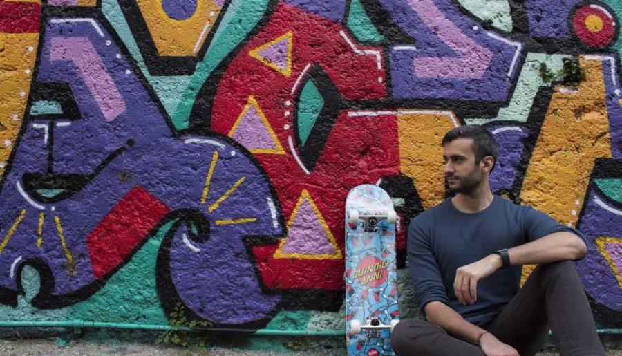 Boing: non è mai troppo tardi (per uno skateboard)